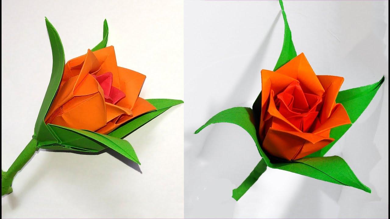 Origami Flower Prison Break Style Tutorial Origami Handmade