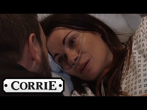 Coronation Street - Carla and Peter are Reunited