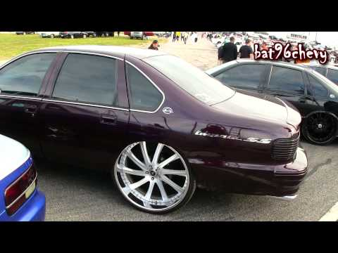 "DCM 1996 Impala SS on 26"" Savini Forged Wheels - 1080p HD"