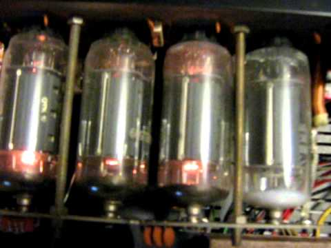 Amplificatore Lineare Valvolare Zetagi Bv2001 Mk4 Youtube