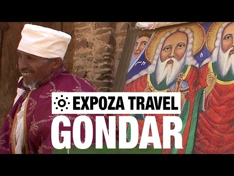 Gondar (Ethiopia) Vacation Travel Video Guide