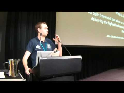 Adam Leayr - How building with Agile changed my life - Drupalgov Canberra 2016