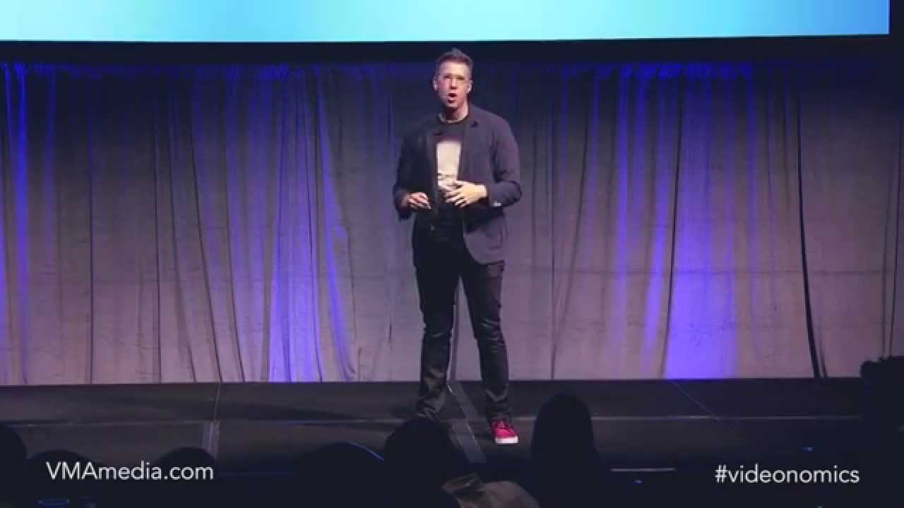 Eric Weisberg - Is Storytelling Dead? - YouTube