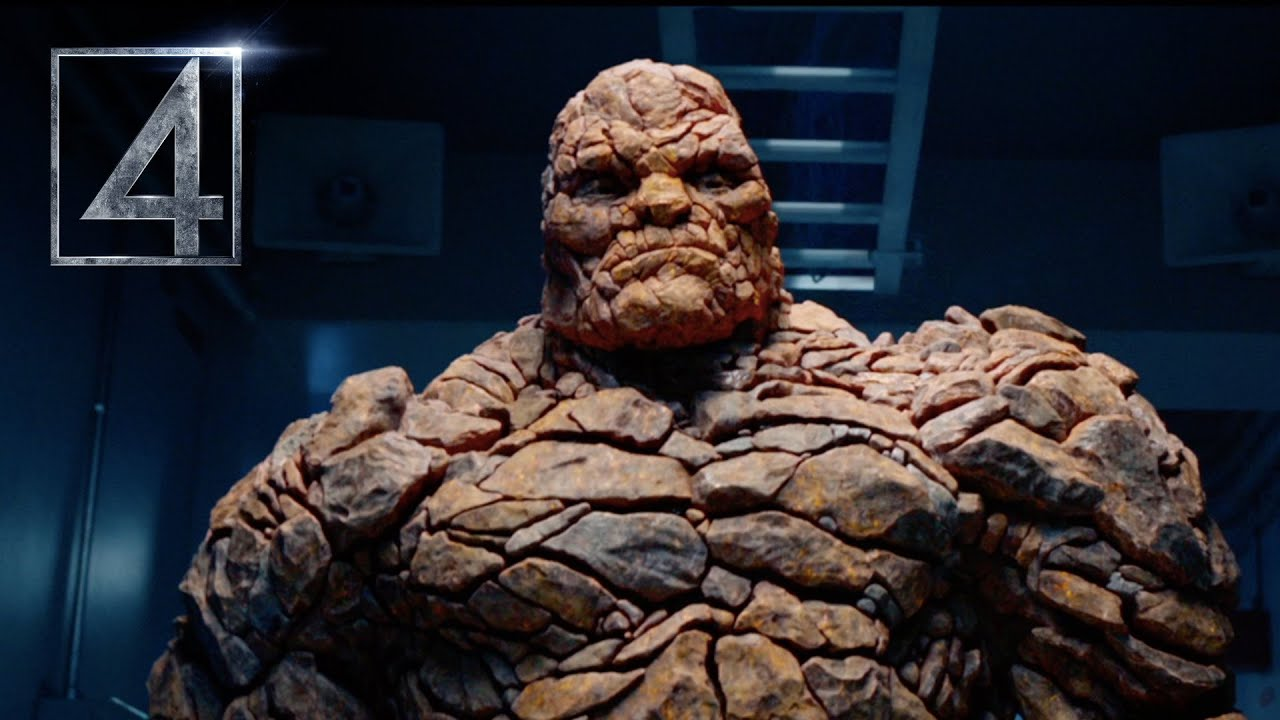 Fantastic Four Ben Grimm The Thing Hd 20th Century