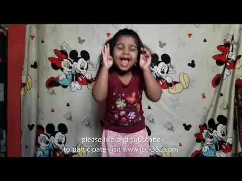 use my brain English poem by a little girl