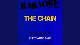 The Chain (In the Style Fleetwood Mac) (Karaoke Version)