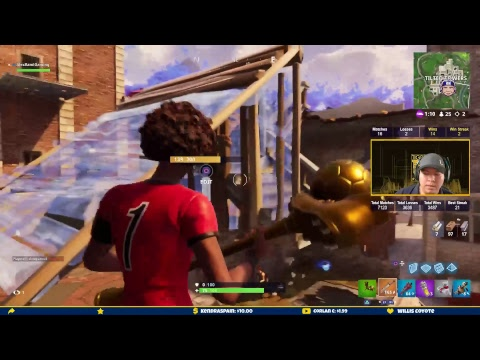 #1 World Record 3,473 Solo Wins | Fortnite Live Stream