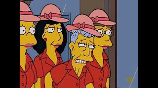 The Simpsons The Last of the Red Hat Mamas part 2