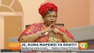 Mawaitha na Bi. Msafwari: Je, Kuna mapenzi ya dhati?