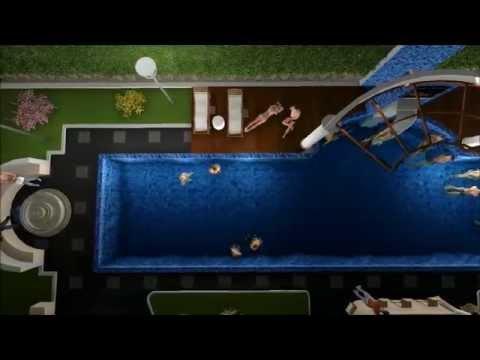 Swimming Pool Night Study 01