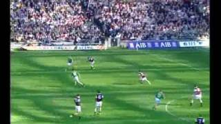 2001 All Ireland Football Final Meath v Galway