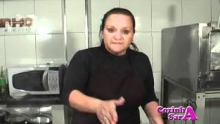 Programa na Cozinha c/ Sara (carne com quiabo)