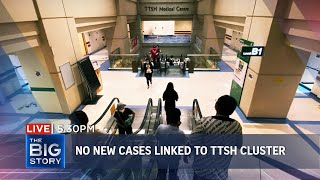 1 new Covid-19 case reported in community, not linked to TTSH cluster | THE BIG STORY