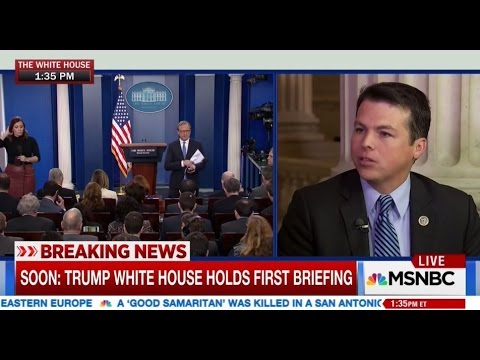 Congressman Brendan Boyle (full) MSNBC appearance w/ anchor Chris Jansing