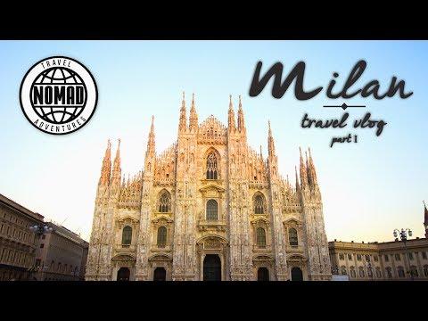 Fashion Capital of the World | Milan Travel Vlog | Part 1