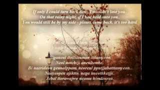 Ze:A - Aftermath (English and Romanized Lyrics)