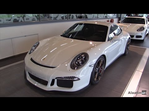 Porsche 911 GT3 2016 In Depth Review Interior Exterior