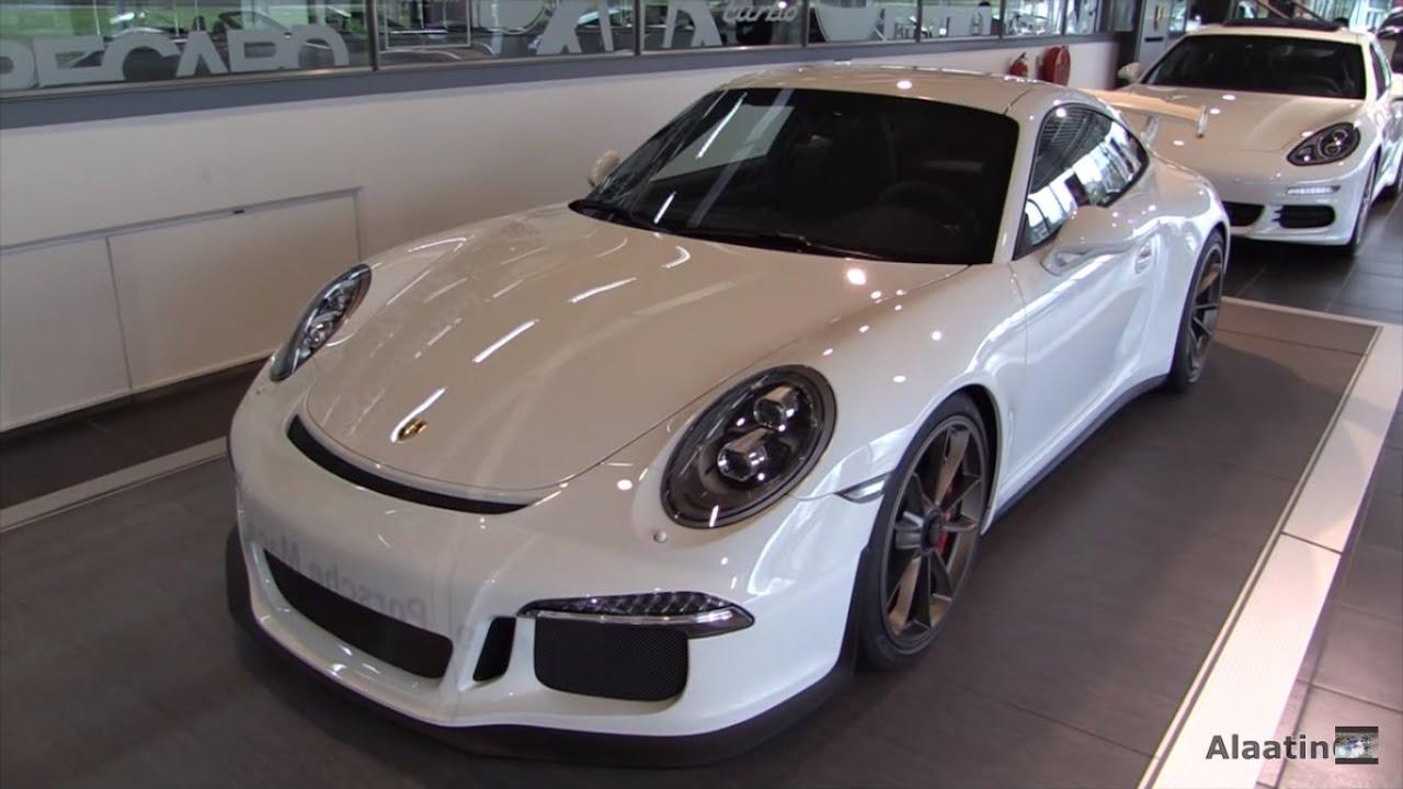 porsche 911 gt3 2016 in depth review interior exterior youtube