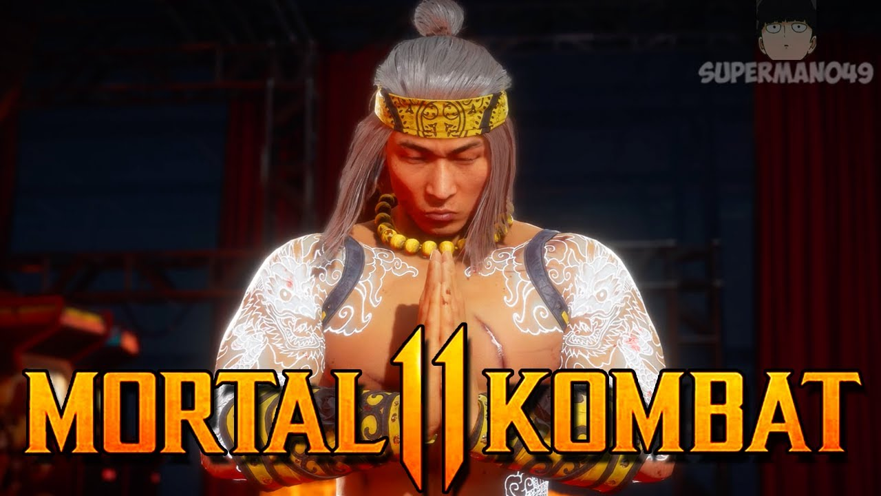 The Patience Of A Fire God... - Mortal Kombat 11: Mirror Match Challenge 6