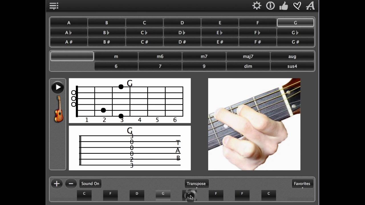 120 Guitar Chords Learn The Guitar Chord Charts Play Them Youtube