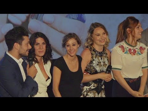 Loue-moi - Alison Wheeler, Déborah François, Kev Adams - Avant-première (Paris, 3 juillet 2017)