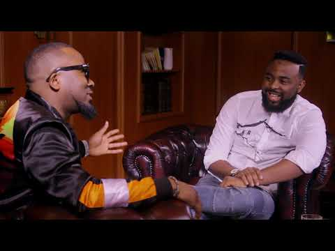 OFF THE TOP WITH Vj Adams Episode 2 ft Ice prince