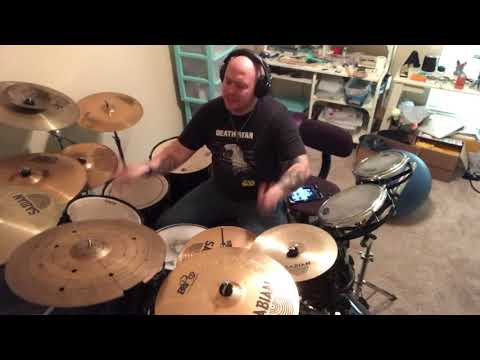 Drum cover of So Close by Hall and Oats