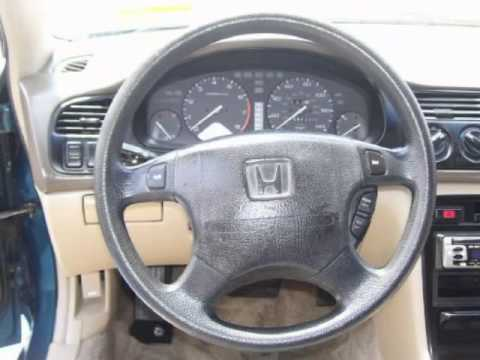 1995 Honda Accord Sdn 4dr Sedan Lx Auto Youtube