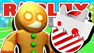 ROBLOX PET SIMULATOR GINGERBREAD MAN REVEALS NEW *SECRET* CHRISTMAS PETS!!!  [UPDATE 13] (giveaway)
