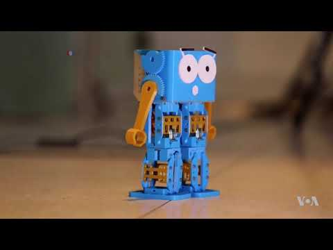 Children Learn to Program Toy Robots