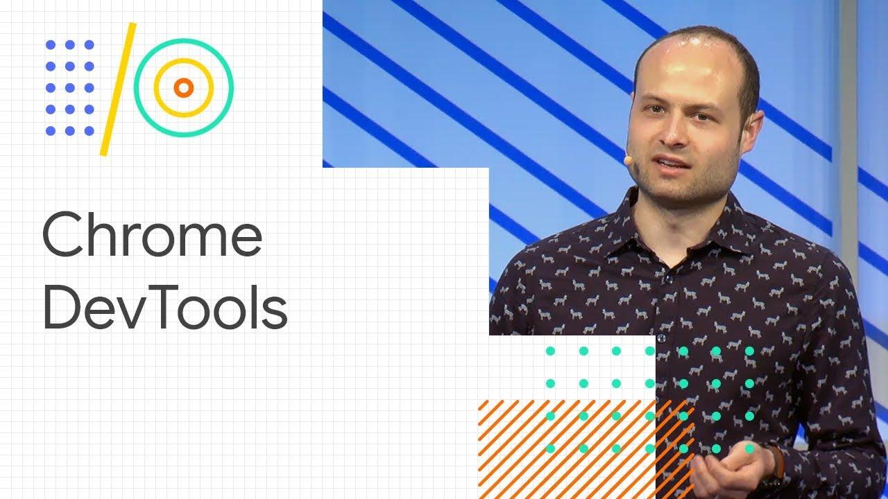 What's new in Chrome DevTools (Google I/O '18)