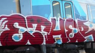 """UTAH & ETHER - """"No comment"""" Australia Graffiti Movie 2017"""