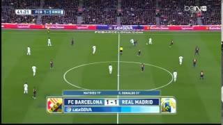 Barcelona VS Real Madrid 03 22 2015 2   1 El Clasico Full Match   Partido Completo