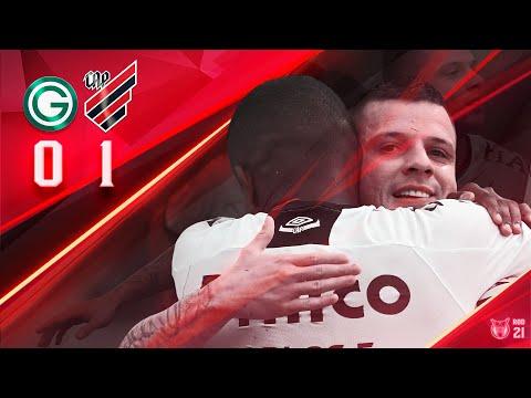 VITÓRIA COM GOLAÇO! Goiás 0x1 Athletico Paranaense | MELHORES MOMENTOS