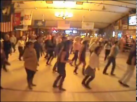 Beat of the Music Line Dance Demo