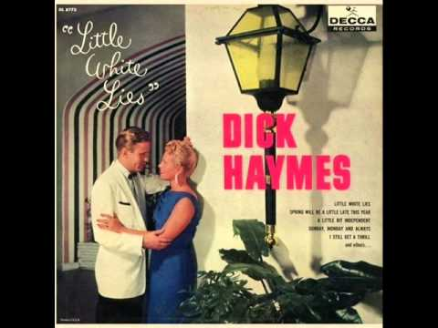 Dick Haymes with Gordon Jenkins Orchestra - Little White Lies Mp3