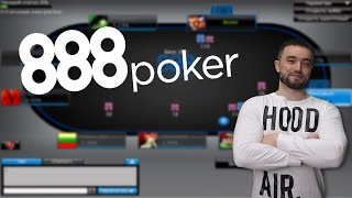 30.08.2017 stream 888poker ADVENTURE: FLOPOMANIA - 2