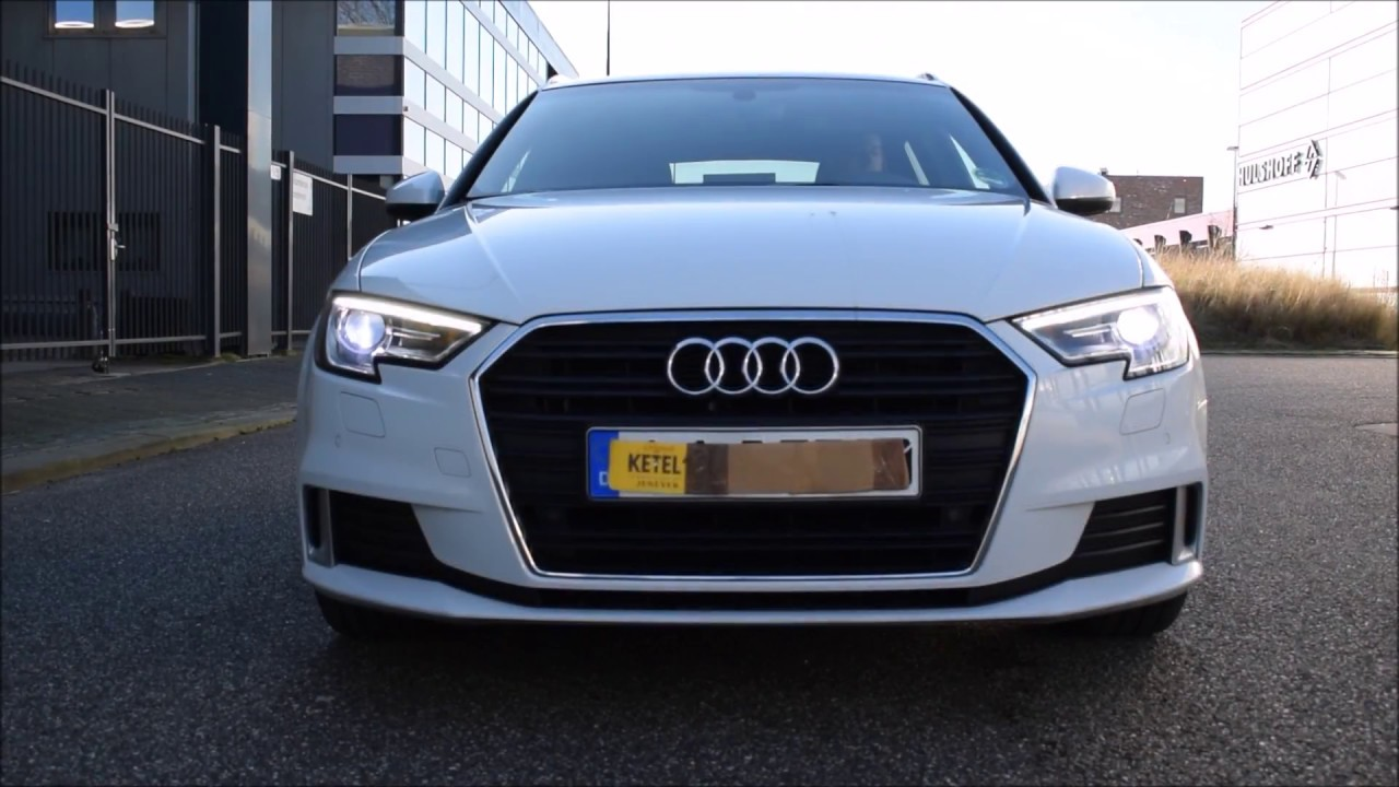 Audi A3 1.5 TFSI Sportback Walkaround Chapter 2