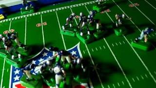 2008 Electric Football Superbowl - Vikings vs Patriots