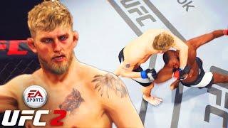 Alexander Gustafsson Breaks Jon Jones! EA Sports UFC 2 Online Gameplay
