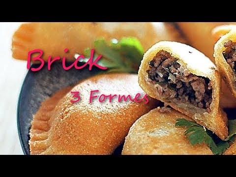 brick-healthy-/-brick-danouni-sans-friture-1-farce-en-3-formes-#ramadanvibes