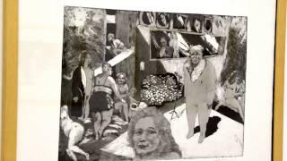 Espaces habités - une exposition de Thierry Mortiaux à la Galerie Détour - du 10/09 au 11/10
