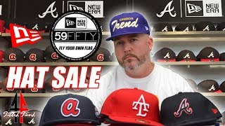 NEW ERA HAT SALE !!! 59FIFTY MADNESS !!! STEALS & DEALS !!! FITTED FIEND EP. 34