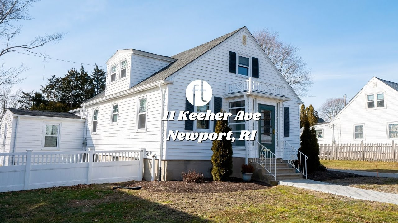 Tour of 11 Keeher Ave, Newport, RI