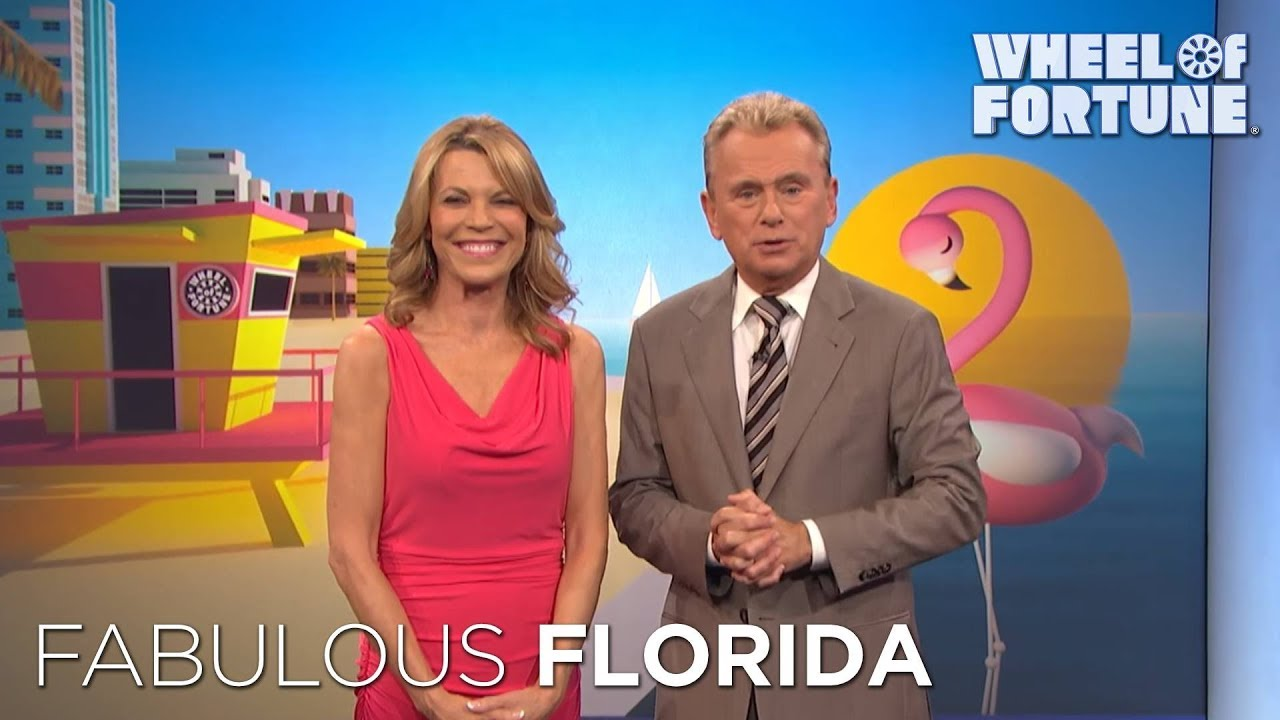 Want a Florida home? Wheel of Fortune to give away free house ...
