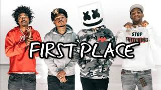 "Marshmello x SOB X RBE ""First Place"" Instrumental 