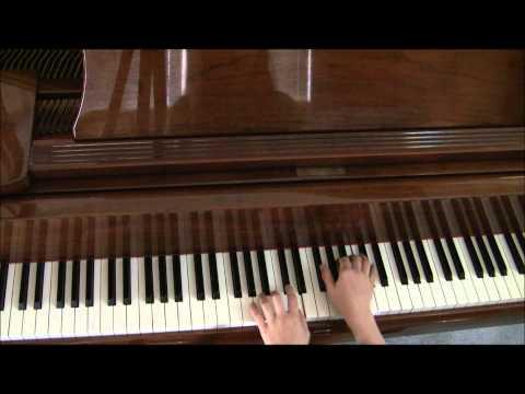 She Sings  Amy Bernon piano part