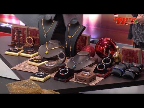 HORA QUENTE: Ricardo Farias Interviews Hannah Hershoff, Owner Of Sara Yo Spirit Jewelry.