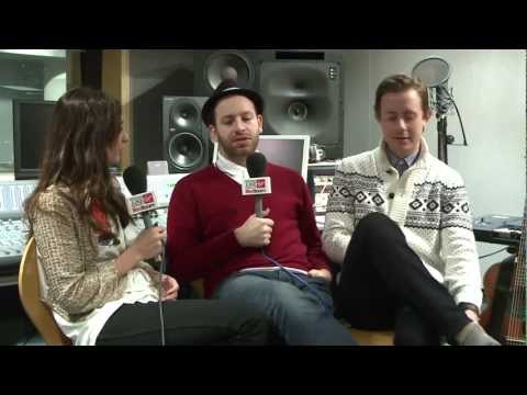 Chase & Status interview inside their studio - Red Room - Jan '11