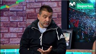 Al Ángulo: Claudio Vivas, entrenador de Sporting Cristal | ENTREVISTA Parte 4